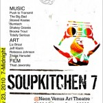 SOUP's On! SOUP Kitchen 7 Is Here!