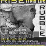 Rise From The Rubble Haiti Benefit Concert