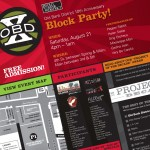 OBD-X LA block party