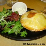 Wood Spoon Chicken Pot Pie: Brazilian Food in the City