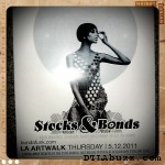 HOTTER THAN HELL: Party After Artwalk @ Stocks & Bonds