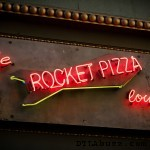 Rocket Pizza: Buy a Beer, Keep the Glass at June Artwalk