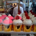 Bottega Louie Cupcakes. Photo from LAgirl.com
