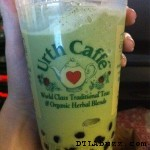 Best Boba in DTLA: Urth Cafe