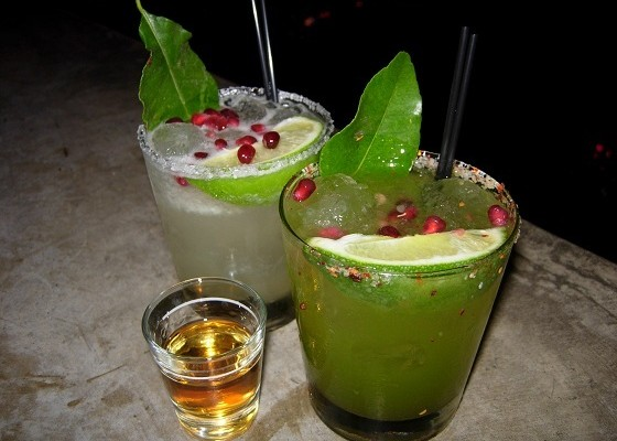 Our Fave: Las Perlas Spicy Margarita