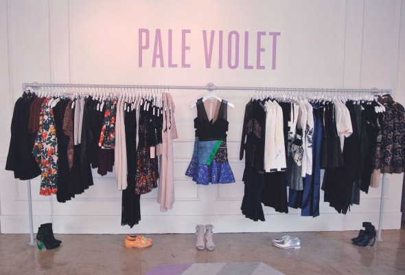 Pale Violet : The Answer To Your Prayers
