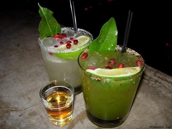 Our Fave: Las Perlas Spicy Margarita | DTLAbuzz: Best of Downtown LA